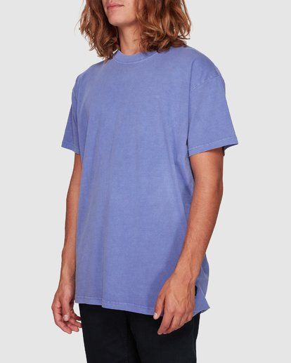 2 Premium Wave Wash Short Sleeve Tee Purple 9572051 Billabong