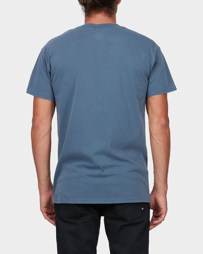 2 PREMIUM WAVE WASH TEE Grey 9572051 Billabong