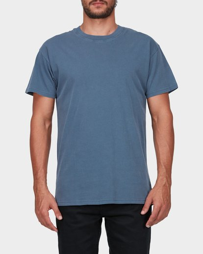 0 PREMIUM WAVE WASH TEE Grey 9572051 Billabong