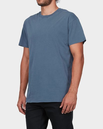 1 PREMIUM WAVE WASH TEE Grey 9572051 Billabong