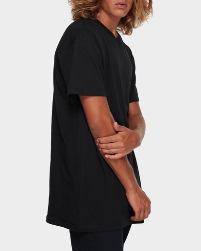 1 Premium Wave Wash Tee Black 9572051 Billabong