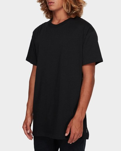 2 Premium Wave Wash Tee Black 9572051 Billabong