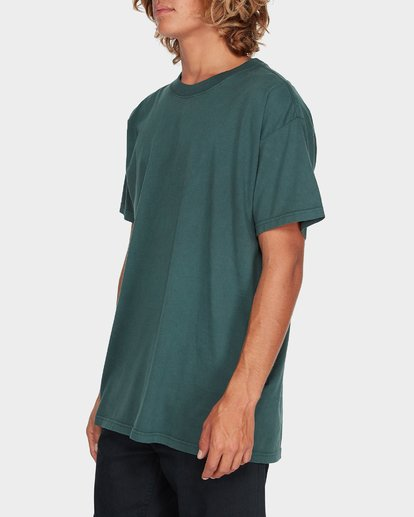 1 Premium Wave Wash Tee Green 9572051 Billabong