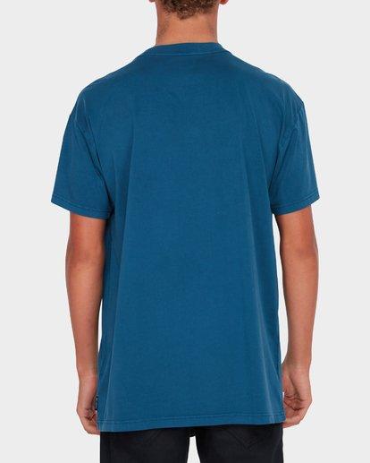 2 PREMIUM WAVE WASH TEE Blue 9572051 Billabong