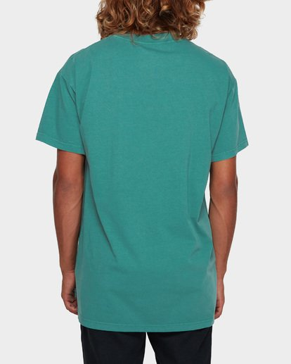 3 PREMIUM WAVE WASH TEE Green 9572051 Billabong