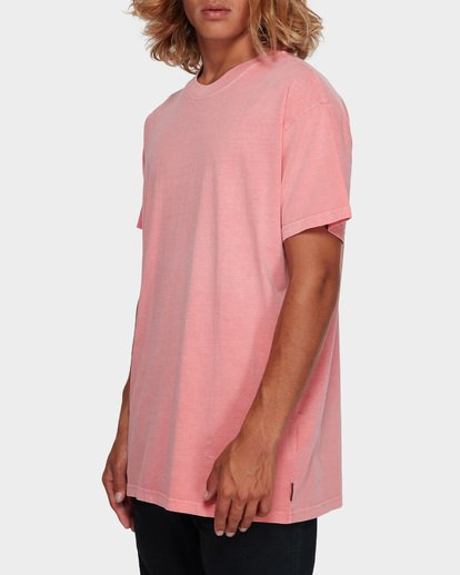 2 PREMIUM WAVE WASH TEE Pink 9572051 Billabong