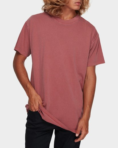 1 Premium Wave Wash Tee Pink 9572051 Billabong