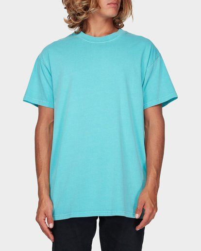 0 PREMIUM WAVE WASH TEE Green 9572051 Billabong