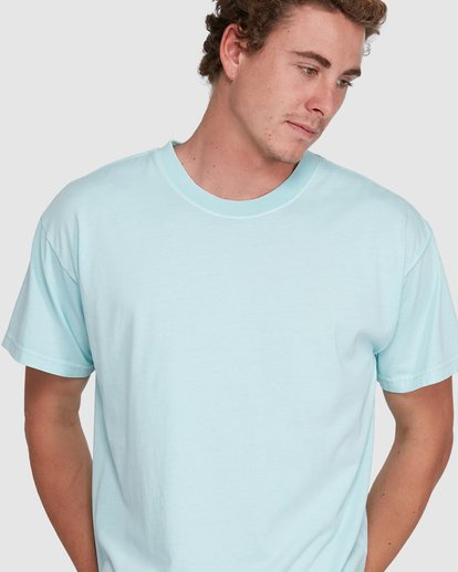 3 Premium Wave Wash Short Sleeve Tee Green 9572051 Billabong