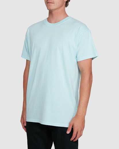 1 Premium Wave Wash Short Sleeve Tee Green 9572051 Billabong