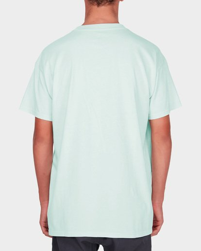 2 Premium Wave Wash Short Sleeve Tee Blue 9572051 Billabong