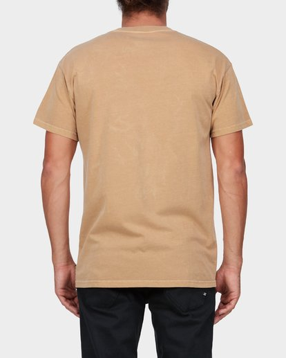 2 PREMIUM WAVE WASH TEE Yellow 9572051 Billabong