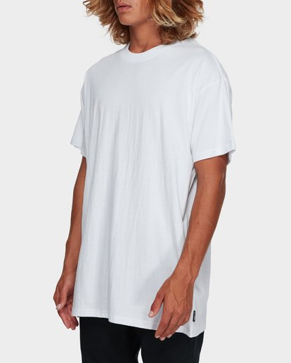 2 PREMIUM WAVE WASH TEE White 9572051 Billabong