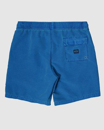 1 All Day Overdye Layback Boardshorts Blue 9572439 Billabong