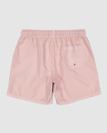 1 All Day Overdye Layback Boardshorts Pink 9572439 Billabong