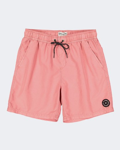 0 ALL DAY OVERDYE LAYBACK BOARDSHORTS Pink 9572439 Billabong