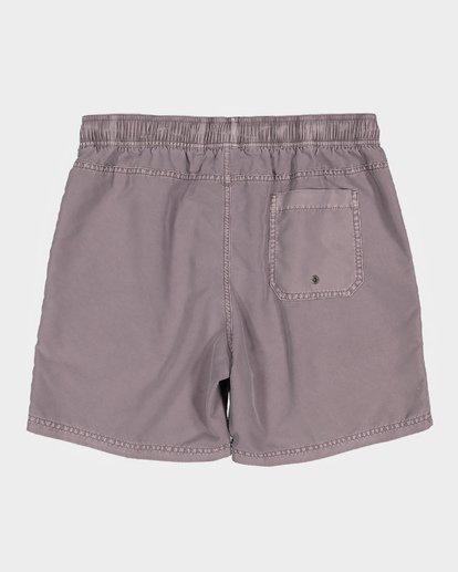 1 All Day Overdye Layback Boardshorts Purple 9572439 Billabong
