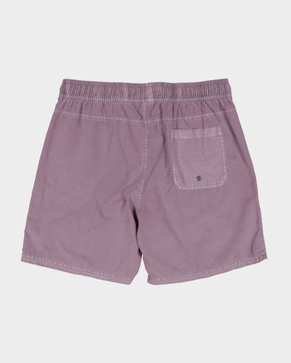 "1 ALL DAY OVERDYE 17"" LAYBACK BOARDSHORT Pink 9572439 Billabong"