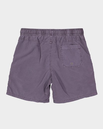 1 All Day Overdye Layback Boardshorts Purple 9572439 Billabong
