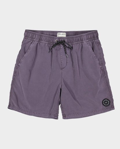 0 ALL DAY OVERDYE LAYBACK BOARDSHORTS Purple 9572439 Billabong