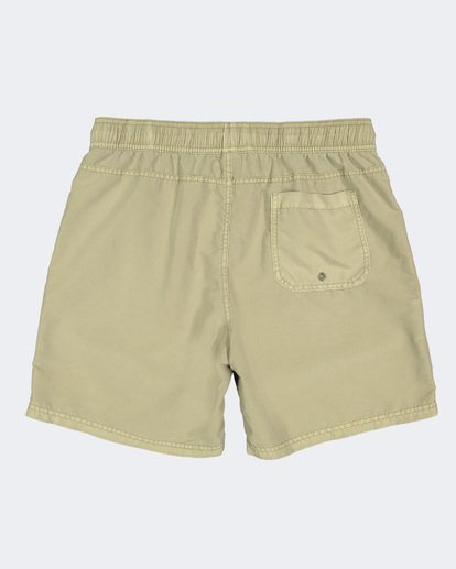 1 All Day Overdye Layback Boardshorts Beige 9572439 Billabong