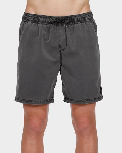 1 All Day Overdye Layback Boardshorts Black 9572439 Billabong