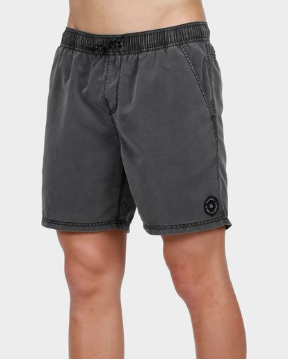 2 All Day Overdye Layback Boardshorts Black 9572439 Billabong