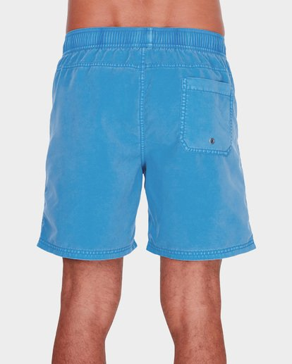 4 All Day Overdye Layback Boardshorts Blue 9572439 Billabong