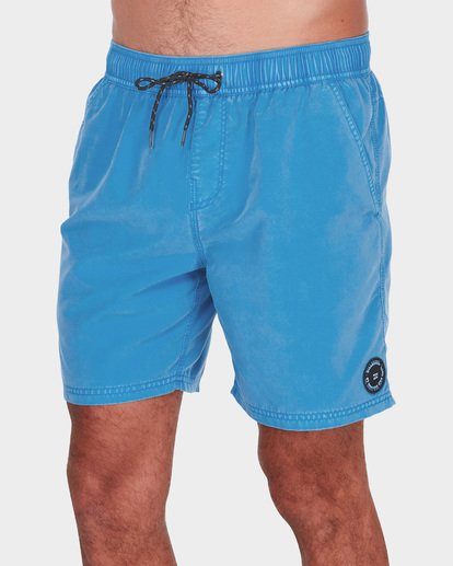 3 All Day Overdye Layback Boardshorts Blue 9572439 Billabong