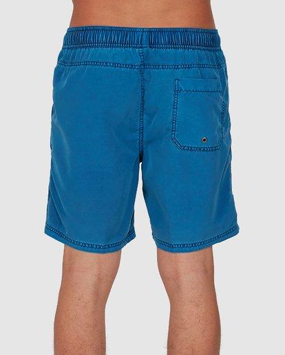 4 All Day Overdye Layback Boardshorts Blue 9572439 Billabong