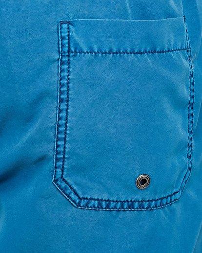 12 All Day Overdye Layback Boardshorts Blue 9572439 Billabong