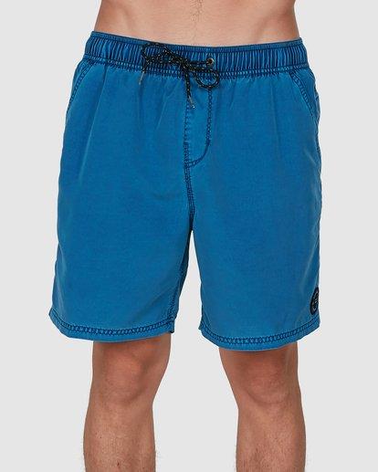 2 All Day Overdye Layback Boardshorts Blue 9572439 Billabong