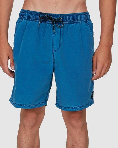 5 All Day Overdye Layback Boardshorts Blue 9572439 Billabong
