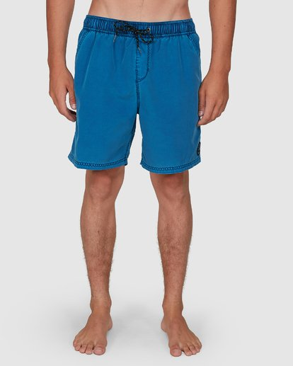8 All Day Overdye Layback Boardshorts Blue 9572439 Billabong