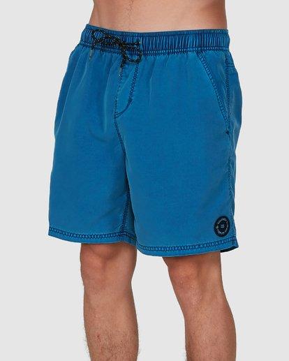 3 All Day Overdye Layback Boardshorts Blue 9572439 Billabong