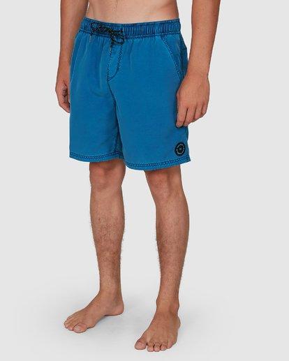 9 All Day Overdye Layback Boardshorts Blue 9572439 Billabong