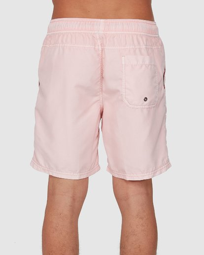 4 All Day Overdye Layback Boardshorts Pink 9572439 Billabong