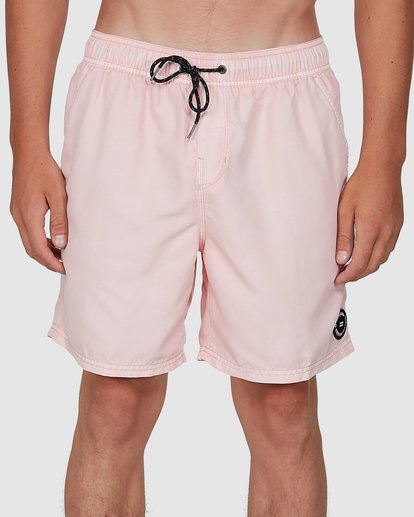 5 All Day Overdye Layback Boardshorts Pink 9572439 Billabong