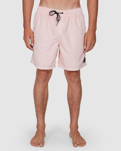8 All Day Overdye Layback Boardshorts Pink 9572439 Billabong
