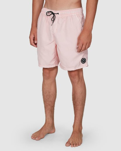 9 All Day Overdye Layback Boardshorts Pink 9572439 Billabong
