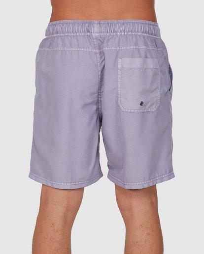 4 All Day Overdye Layback Boardshorts Purple 9572439 Billabong