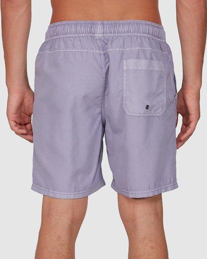 7 All Day Overdye Layback Boardshorts Purple 9572439 Billabong