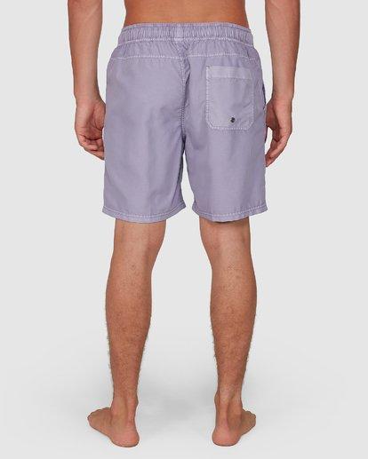 10 All Day Overdye Layback Boardshorts Purple 9572439 Billabong