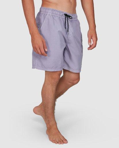 11 All Day Overdye Layback Boardshorts Purple 9572439 Billabong