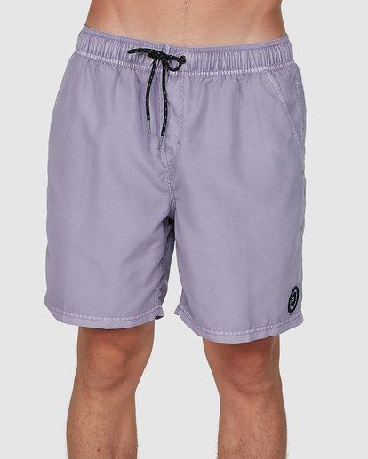 2 All Day Overdye Layback Boardshorts Purple 9572439 Billabong