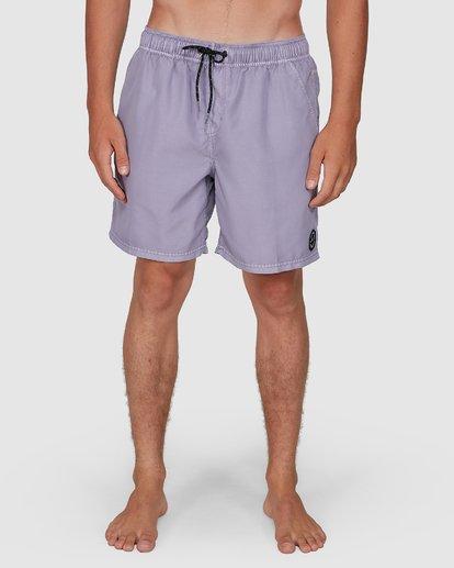 8 All Day Overdye Layback Boardshorts Purple 9572439 Billabong