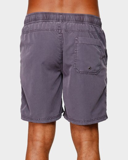 4 ALL DAY OVERDYE LAYBACK BOARDSHORTS Purple 9572439 Billabong