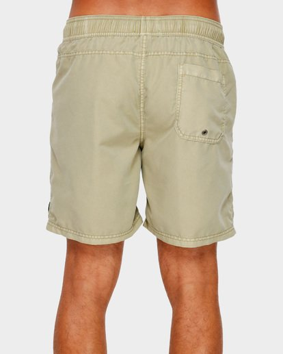 4 All Day Overdye Layback Boardshorts Beige 9572439 Billabong