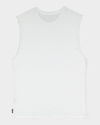 4 PREMIUM MUSCLE White 9572509 Billabong