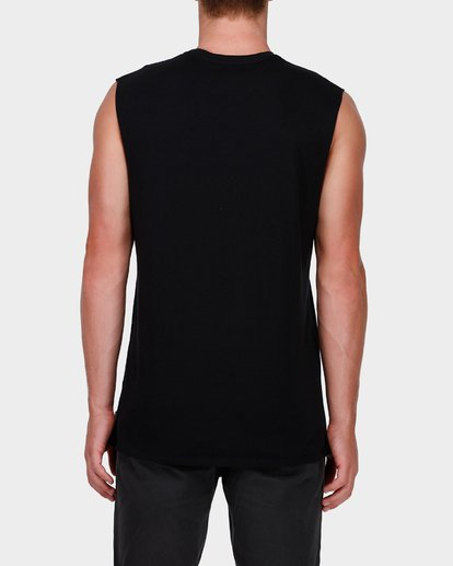 2 PREMIUM MUSCLE Black 9572509 Billabong